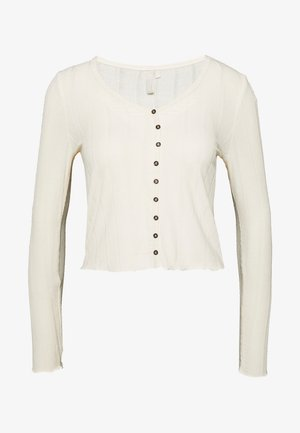 PCAOREM - Cardigan - off white