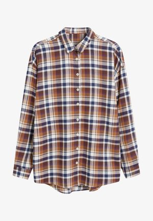 Boyfriend  - Button-down blouse - olive