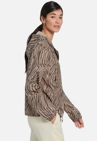 MARGITTES - Light jacket - taupe schwarz - 4