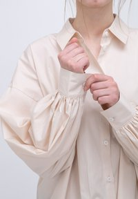 someday. - Button-down blouse - beige - 4