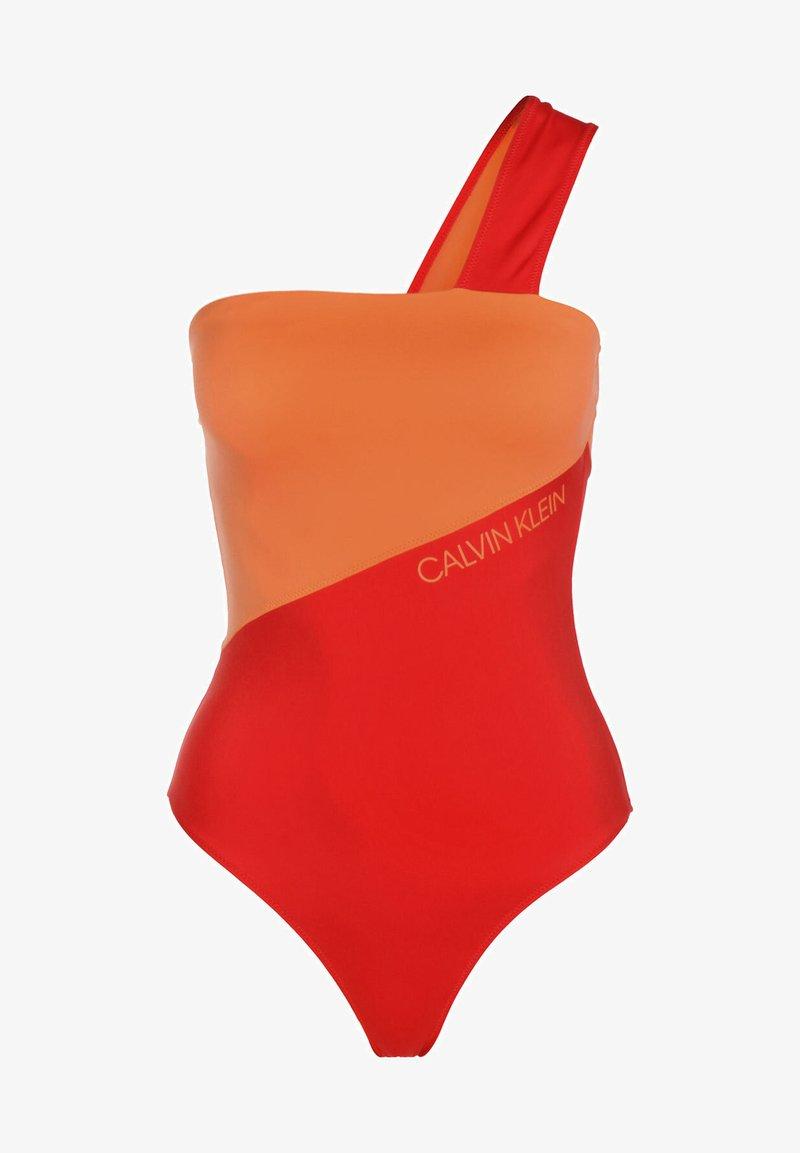 Calvin Klein Underwear - Bañador - fiery red