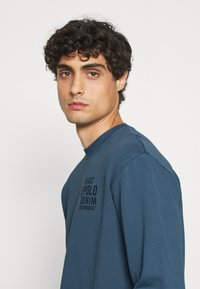 Marc O'Polo DENIM - Sweatshirt - grayish petrol - 3