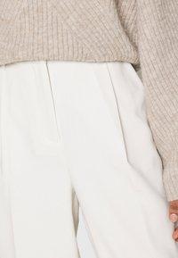 Bruuns Bazaar - CINDY DAGNY PANT - Kalhoty - kit - 4