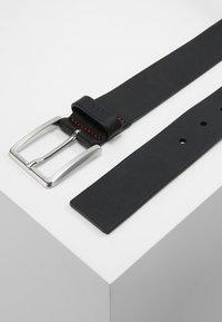 HUGO - GIONIOS  - Belt - black - 2
