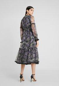 Needle & Thread - DITSY BALLERINA DRESS - Koktejlové šaty/ šaty na párty - graphite - 2