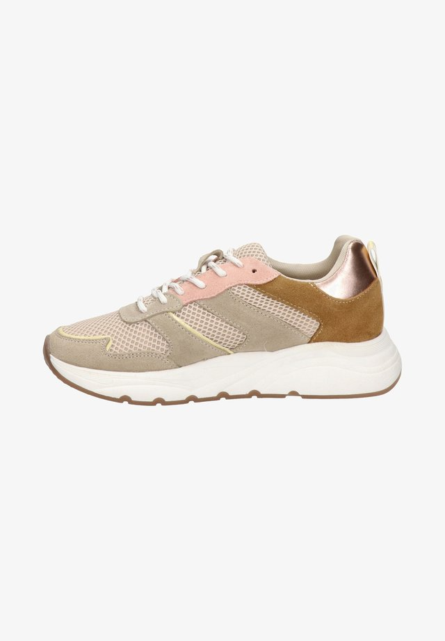 Sneakers laag - roze