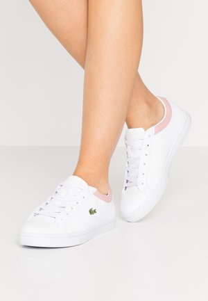 STRAIGHTSET  - Sneakers laag - white/light pink