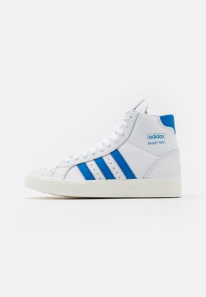 BASKET PROFI UNISEX - Sneakers hoog - footwear white/blue bird/offwhite