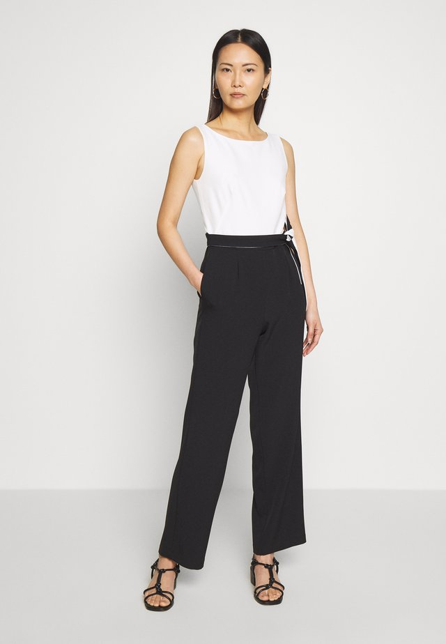 OVERALL - Jumpsuit - true black