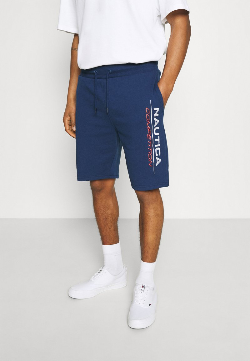 NAUTICA COMPETITION - DODGER - Tracksuit bottoms - navy
