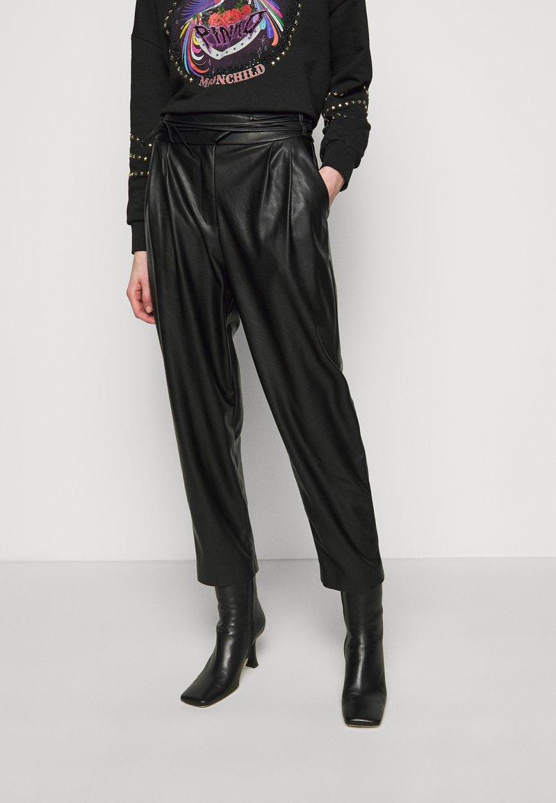 Pinko - RAPITO PANTALONE - Pantalon classique - black