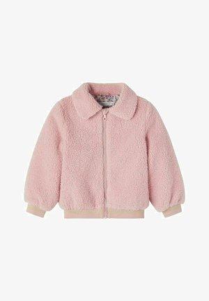 TEDDY - Winter jacket - pale mauve