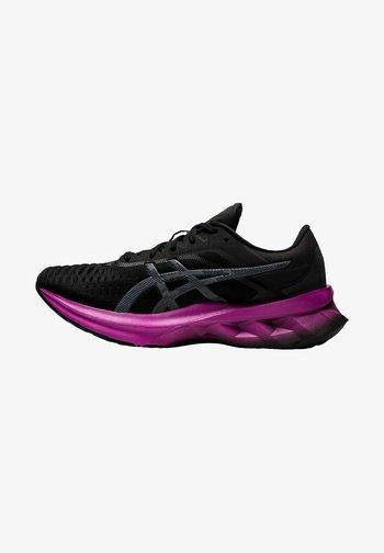 NOVABLAST - Stabilty running shoes - schwarz