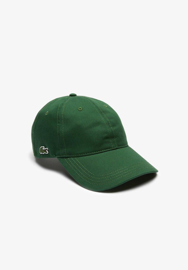 Lacoste - Keps - vert