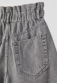 PULL&BEAR - Denim shorts - light grey - 4