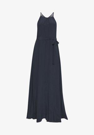 Společenské šaty - open blue