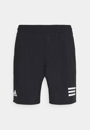 CLUB SHORT - Sports shorts - black/white