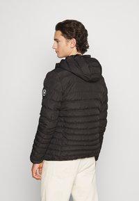 Good For Nothing - LOFTON PUFFER - Light jacket - black - 2