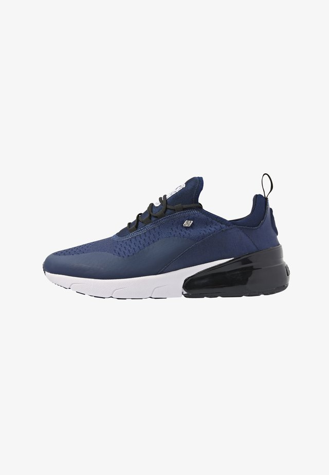 VALEN - Sneakers basse - navy/black