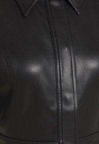 Twist & Tango - CARMELLA DRESS - Košilové šaty - black - 2