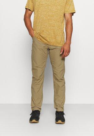 SVALBARD PANTS - Pantaloni - elmwood