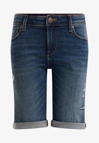 WE Fashion - Shorts di jeans - blue - 3