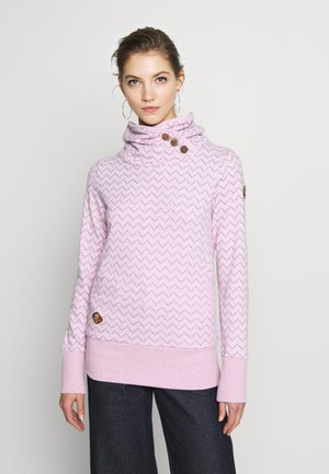 ZIG ZAG - Sweater - pink