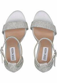 Steve Madden - High heeled sandals - silber - 3