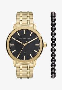 Armani Exchange - SET - Zegarek - gold-coloured - 1