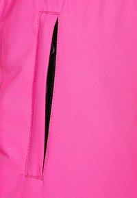 CMP - SALOPETTE UNISEX - Spodnie narciarskie - pink fluo - 3