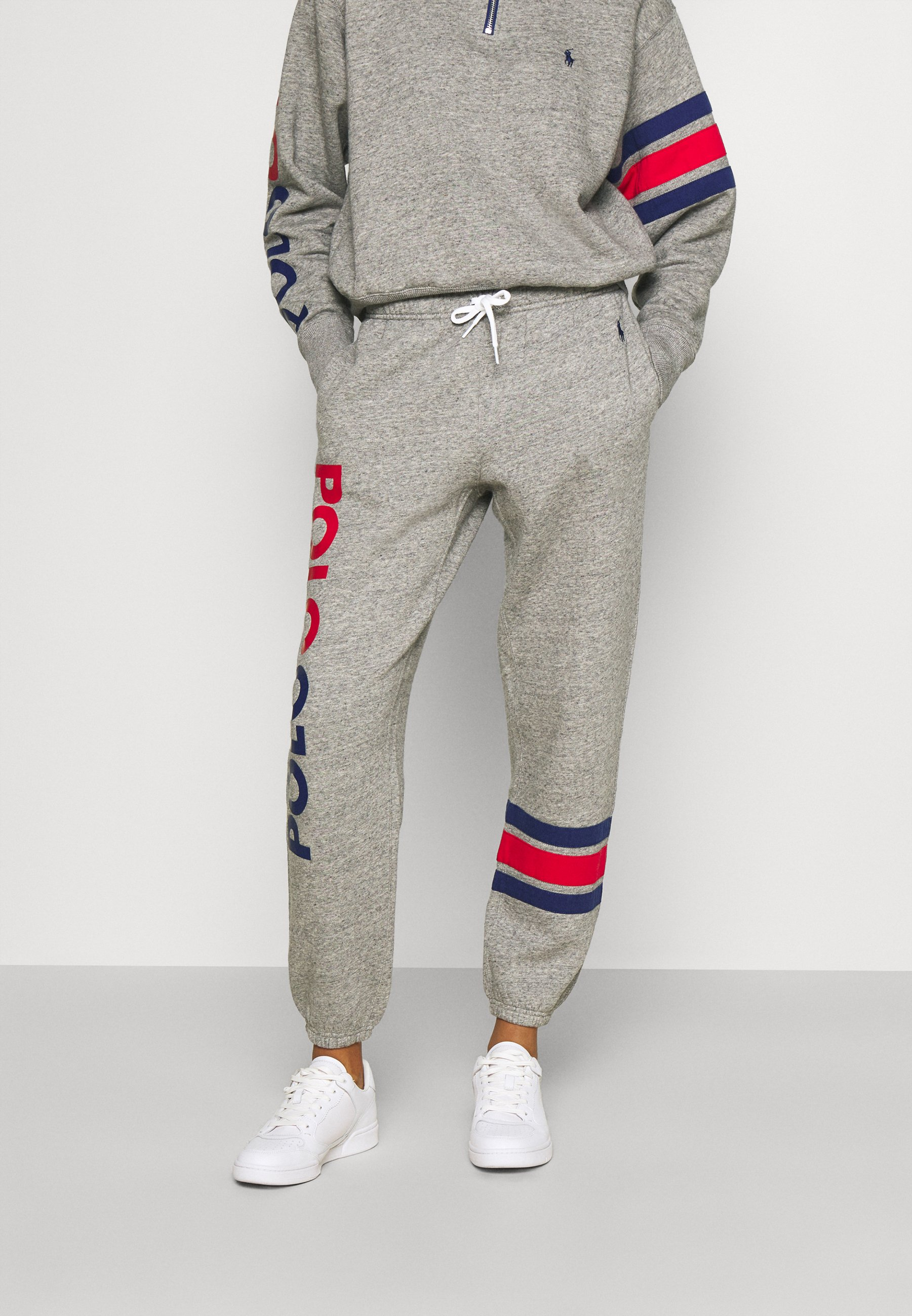 Women PANT ANKLE ATHLETIC - Tracksuit bottoms