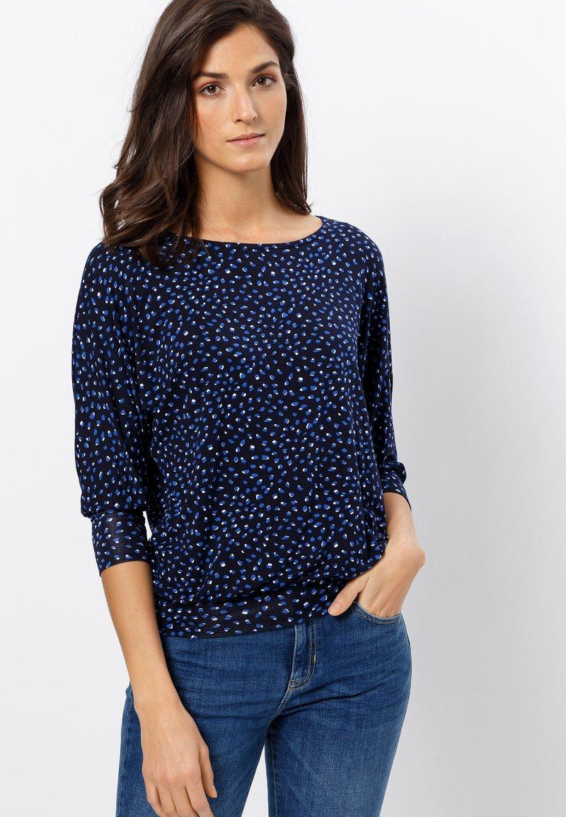 zero - Long sleeved top - dark blue
