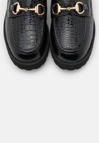 RAID - EMPIRE - Scarpe senza lacci - black - 5