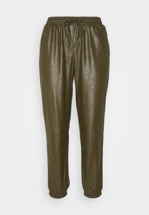 LADIES TROUSERS - Trousers - khaki
