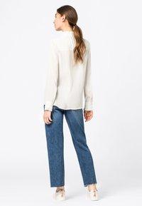 HALLHUBER - Button-down blouse - offwhite - 2