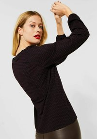 Street One - Long sleeved top - rot - 1