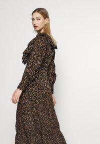 Fashion Union - CLAIRE DRESS - Day dress - black - 5