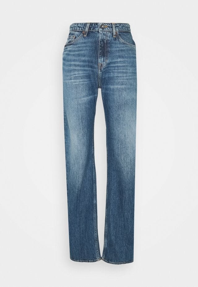 LORE - Straight leg jeans - medium blue