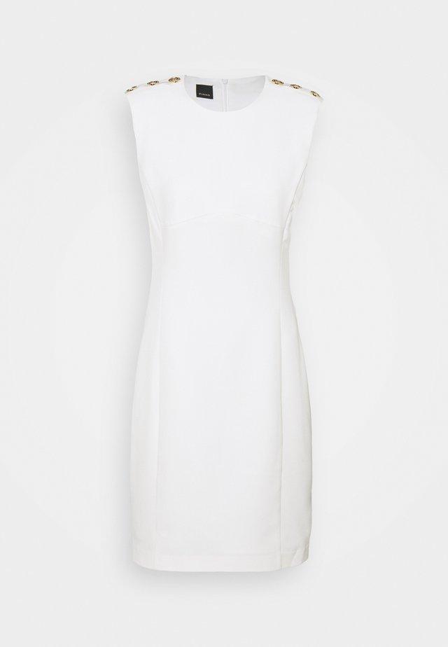 INSICURO ABITO TECNICO - Etui-jurk - white