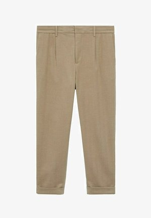 SIRHAN - Pantalon classique - beige