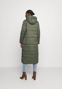 edc by Esprit - COAT - Winter coat - khaki green - 2
