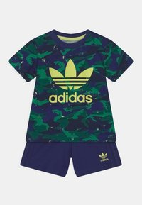 adidas Originals - TEE SET UNISEX - Camiseta estampada - night sky/multicolor - 0