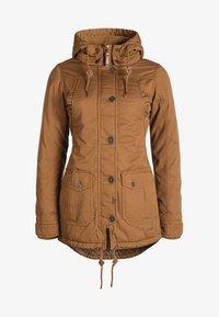 Desires - PARKA ANNABELLE - Winter coat - cinnamon - 4