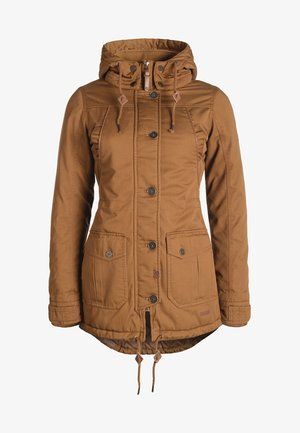 PARKA ANNABELLE - Winter coat - cinnamon