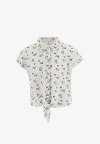 DeFacto - Button-down blouse - grey - 0