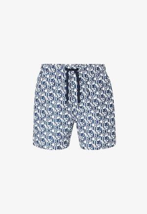 SIESTA BEACH - Swimming shorts - light blue