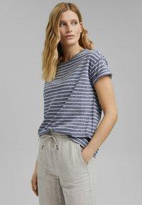 Esprit - T-shirt print - navy - 0