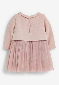 Next - Day dress - pink - 4