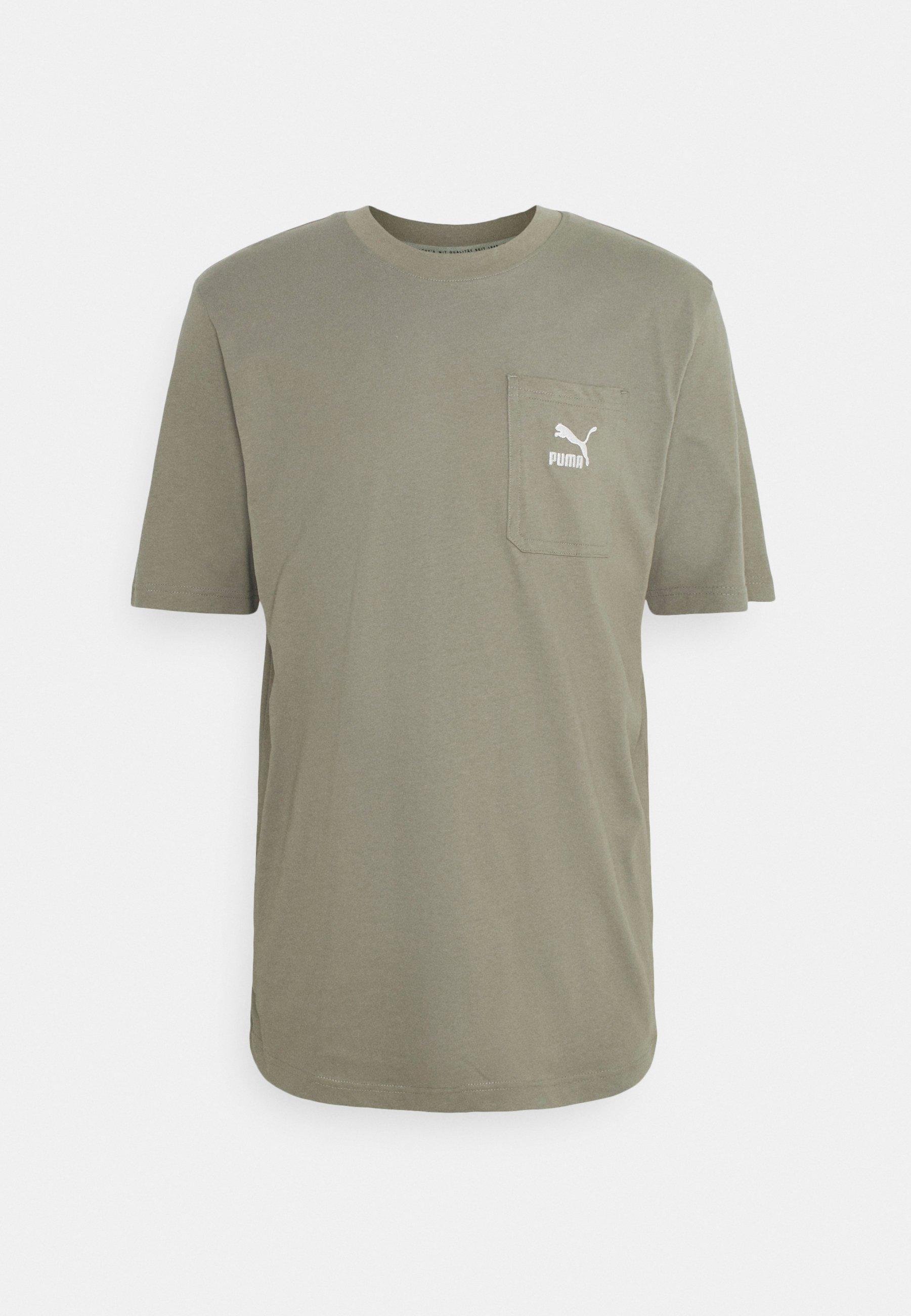 Homme CLASSICS POCKET TEE - T-shirt basique