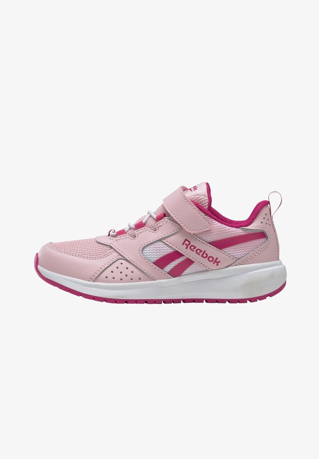 ROAD SUPREME - Stabile løpesko - pink